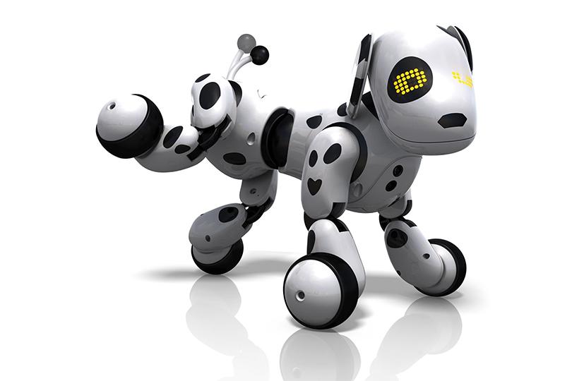 chien-interactif-zoomer - Nos amis les robots