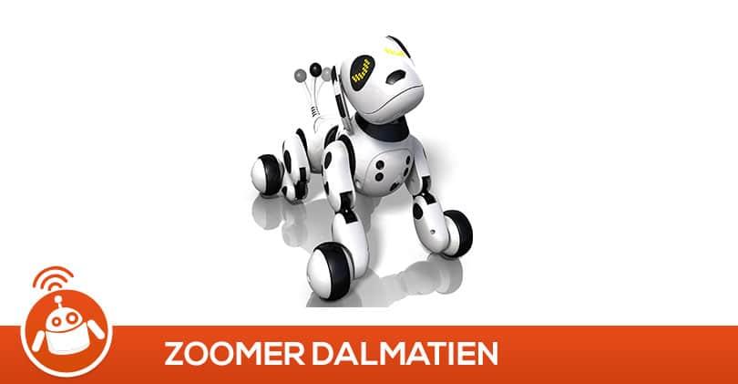Mon enfant a testé le chien robot Zoomer Dalmatien 2.0