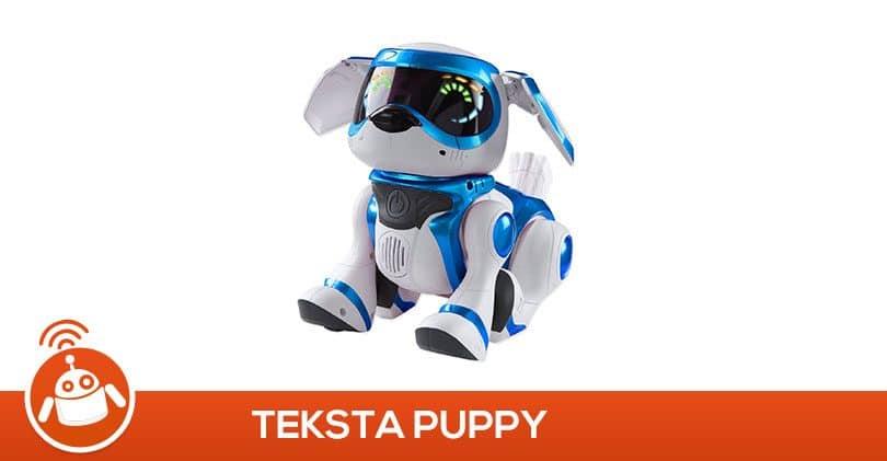 Acheter le chien robot Teksta Puppy [Test & Avis]