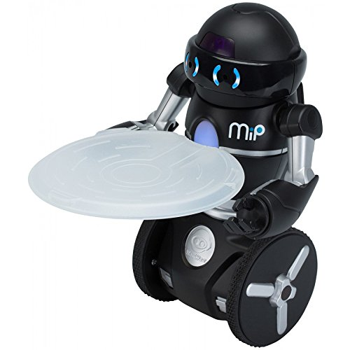 robot jouet autonome noir nos amis les robots. Black Bedroom Furniture Sets. Home Design Ideas