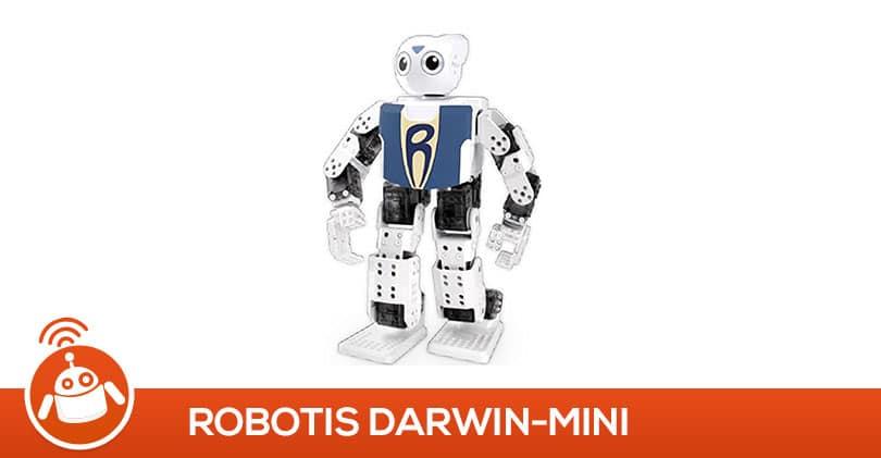 Mon ado a monté tout seul le Robotis Darwin-Mini