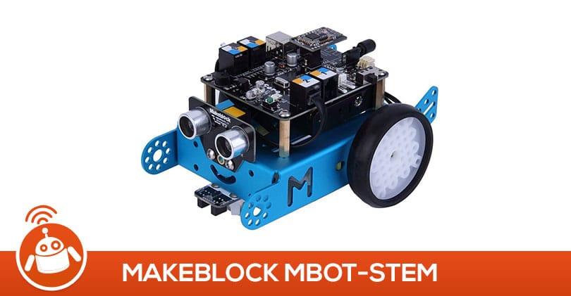 Notre avis sur le Makeblock mBot-STEM Bluetooth, Robot éducatif & programmable