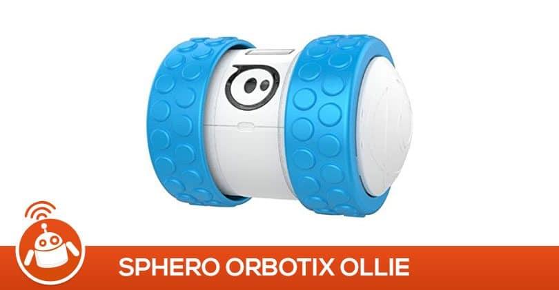 Mes enfants ont testé le Sphero Orbotix Ollie