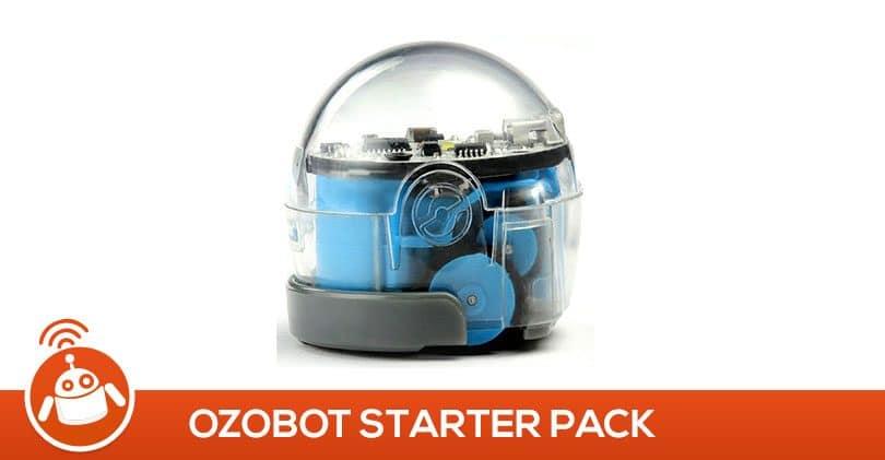Ma fille de 6 ans découvre la notion de code avec Ozobot Blue Cool