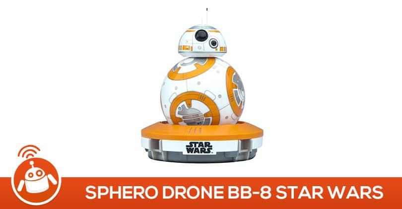 Mon fils a testé le Sphero Drone BB-8 Star Wars