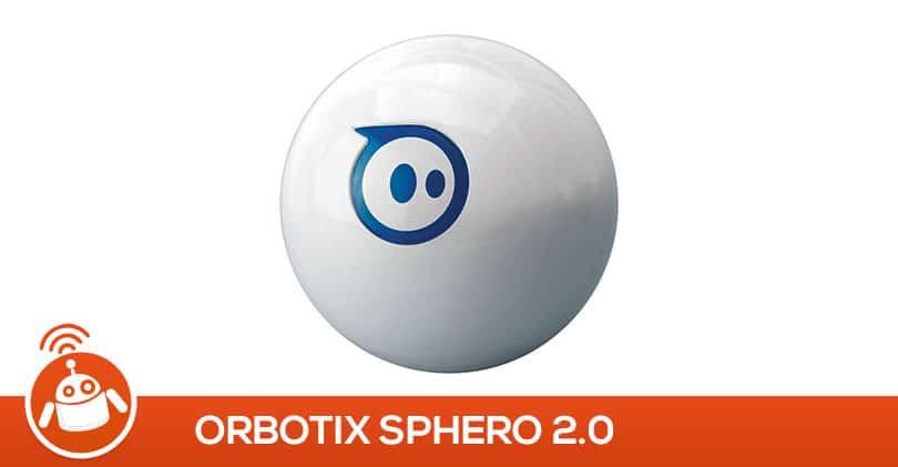 Ma fille et moi avons testé Orbotix Sphero2.0