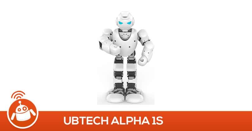Ma famille a testé le robot UBTECH ALPHA 1S