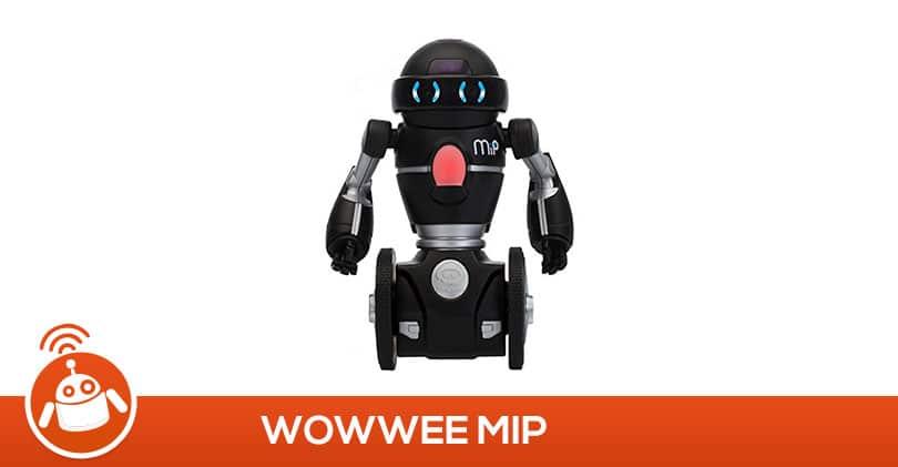 Mon fils a testé le Robot Mip de WowWee