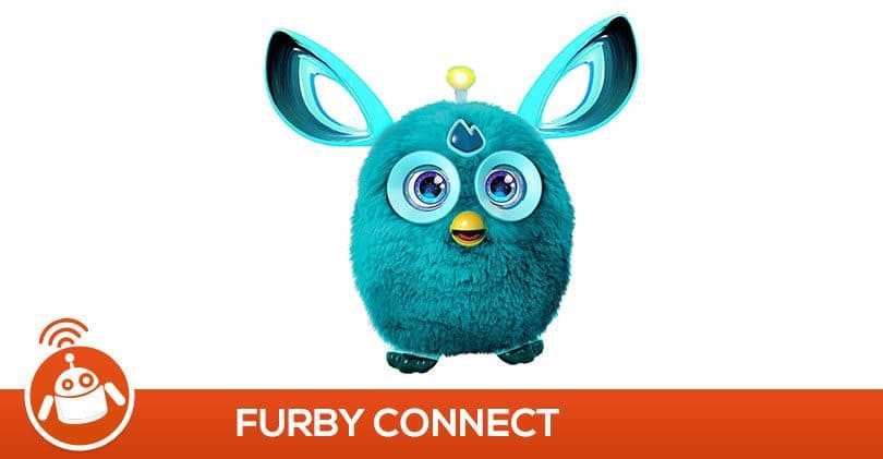 animal interactif furby connect