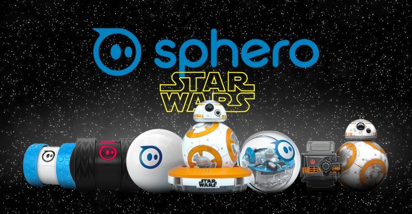 Quel robot Sphero acheter pour Noël ?