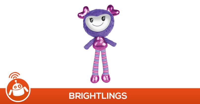 Brightlings, une grande poupée qui parle et chante