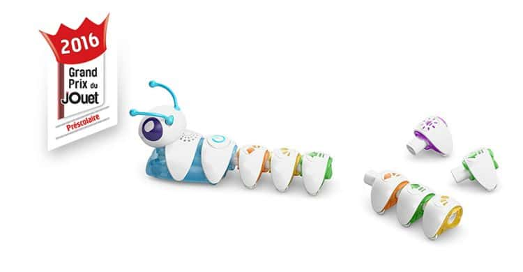 Ils ont été élus meilleurs jouets robots pour Noël 2016