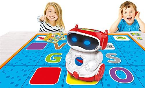 Doc robot parlant éducatif, initiation à la programmation dès la maternelle 5a0cad6084cc