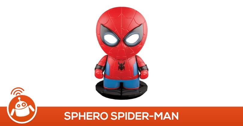 Mon avis sur Sphero Spider-Man