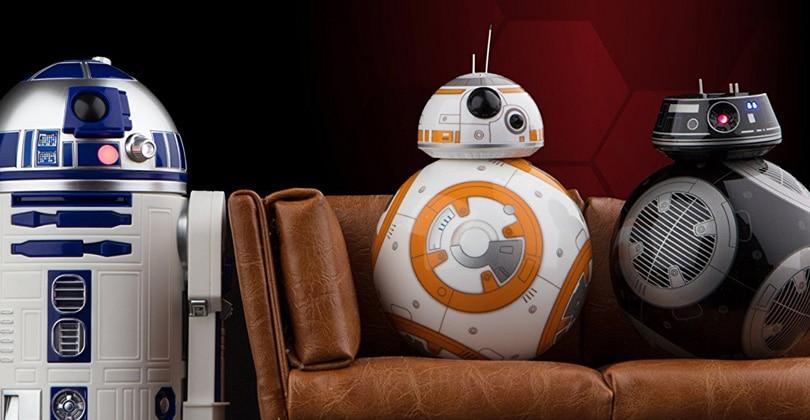 Mon avis sur le Droïde Star Wars BB-9E par Sphero