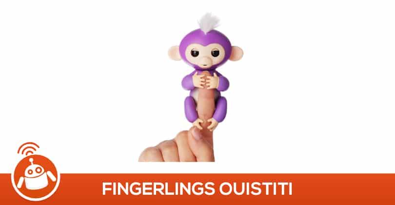 Dressez votre Ouistiti Fingerlings du bout des doigts