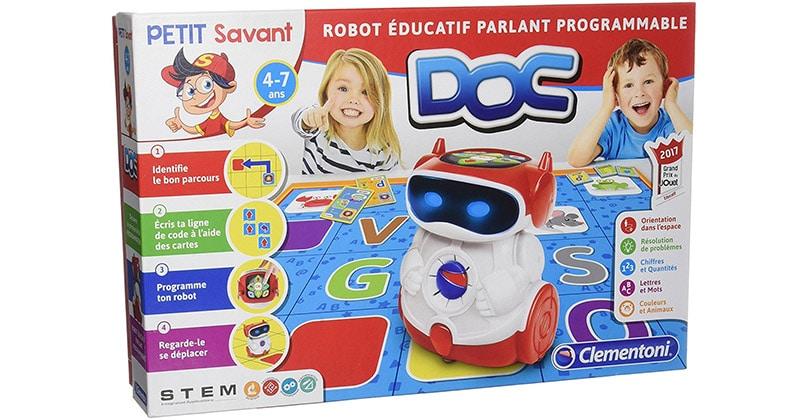 La programmation, tout un art à portée de toute la famille grâce à DOC !