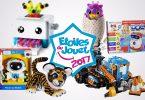 Les meilleurs jouets2017 élus par des parents et enfants: les étoiles du jouet