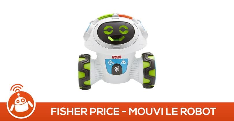 Mouvi le robot qui fait bouger les enfants