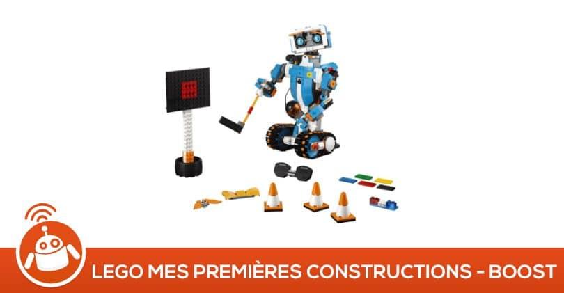 Mes premières constructions Boost, Lego à l'ère du numérique
