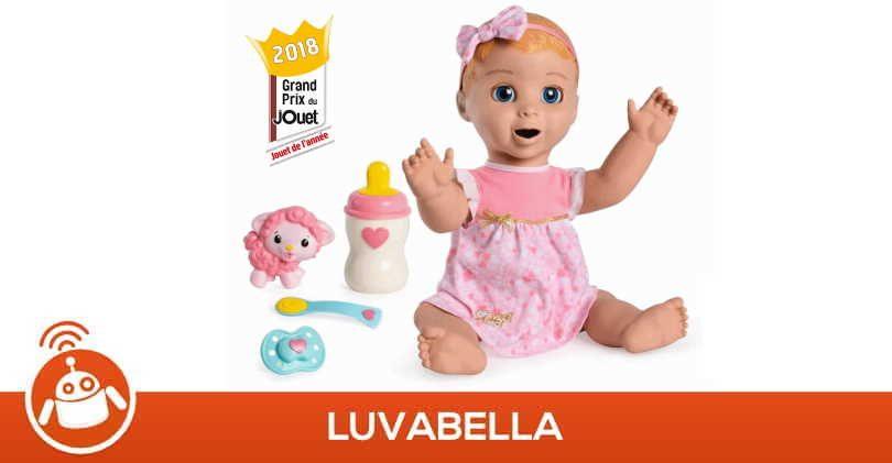 Acheter Luvabella – Poupée interactive [Test & Avis]