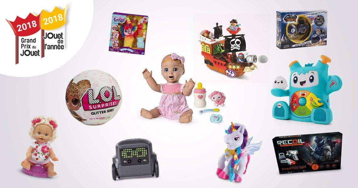 Les meilleurs jouets robots pour Noël 2018 - Grand Prix du Jouet 438c0c8500ad