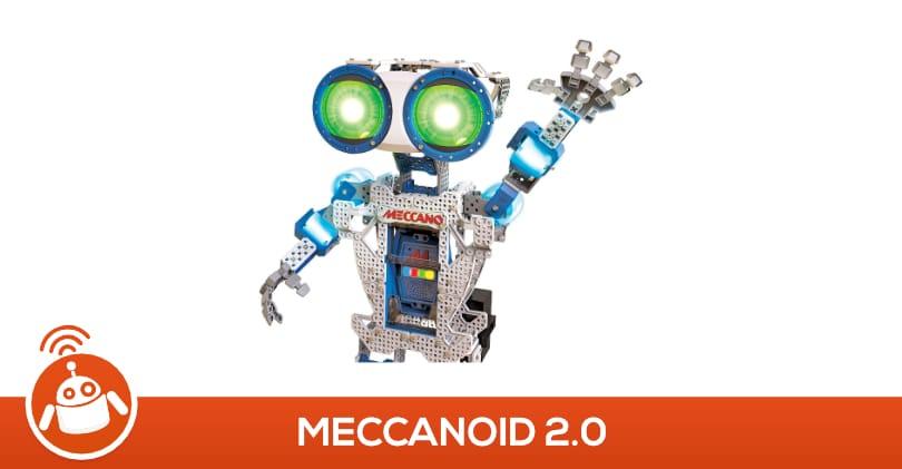 Mon avis sur Meccanoid2.0