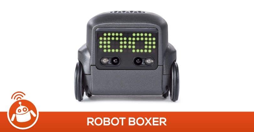 Acheter Boxer – Le robot connecté éducatif de Spin Master [Test & Avis]