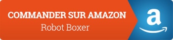Mon avis sur robot Boxer de Spin Master
