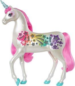 Licorne lumineuse magique Barbie