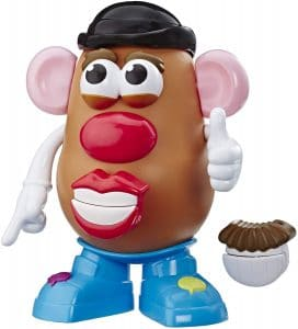 Mr Patate : mon ami bavard