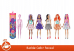 NALR - barbie Color Reveal